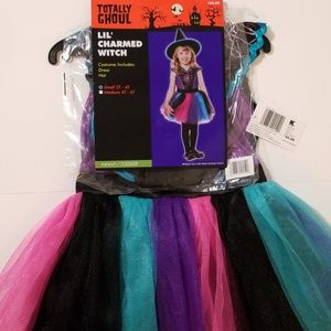 Other - Kids Witch Costume (Small 2T - 4T)